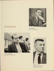 Page 17, 1963 Edition, Ithaca College - Cayugan Yearbook (Ithaca, NY) online yearbook collection