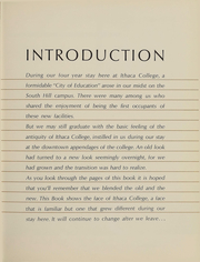 Page 6, 1963 Edition, Ithaca College - Cayugan Yearbook (Ithaca, NY) online yearbook collection