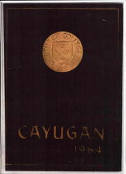 Page 1, 1964 Edition, Ithaca College - Cayugan Yearbook (Ithaca, NY) online yearbook collection
