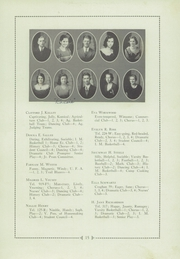 Page 17, 1932 Edition, Lowville Academy and Central School - Lowacadian Yearbook (Lowville, NY) online yearbook collection