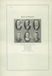 Page 6, 1932 Edition, Lowville Academy and Central School - Lowacadian Yearbook (Lowville, NY) online yearbook collection