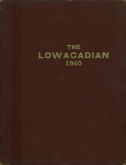 1940 Edition, Lowville Academy and Central School - Lowacadian Yearbook (Lowville, NY)