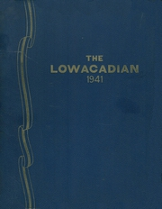 1941 Edition, Lowville Academy and Central School - Lowacadian Yearbook (Lowville, NY)