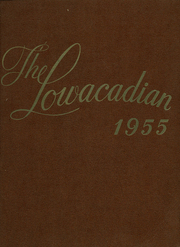 1955 Edition, Lowville Academy and Central School - Lowacadian Yearbook (Lowville, NY)