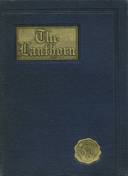 Nazareth Academy - Lanthorn Yearbook (Rochester, NY) online yearbook collection, 1934 Edition, Page 1