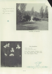 Page 15, 1937 Edition, Nazareth Academy - Lanthorn Yearbook (Rochester, NY) online yearbook collection