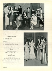 Page 100, 1938 Edition, Nazareth Academy - Lanthorn Yearbook (Rochester, NY) online yearbook collection