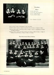 Page 106, 1938 Edition, Nazareth Academy - Lanthorn Yearbook (Rochester, NY) online yearbook collection