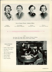 Page 107, 1938 Edition, Nazareth Academy - Lanthorn Yearbook (Rochester, NY) online yearbook collection
