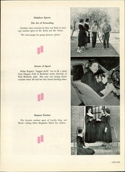 Page 93, 1938 Edition, Nazareth Academy - Lanthorn Yearbook (Rochester, NY) online yearbook collection