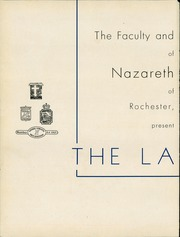 Page 6, 1945 Edition, Nazareth Academy - Lanthorn Yearbook (Rochester, NY) online yearbook collection