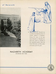 Page 9, 1945 Edition, Nazareth Academy - Lanthorn Yearbook (Rochester, NY) online yearbook collection