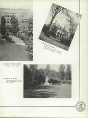 Page 9, 1946 Edition, Nazareth Academy - Lanthorn Yearbook (Rochester, NY) online yearbook collection