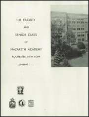 Page 6, 1947 Edition, Nazareth Academy - Lanthorn Yearbook (Rochester, NY) online yearbook collection