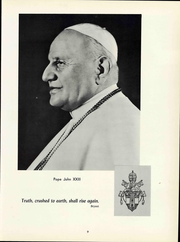 Page 15, 1964 Edition, Nazareth Academy - Lanthorn Yearbook (Rochester, NY) online yearbook collection