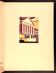 Page 7, 1932 Edition, Buffalo State College - Elms Yearbook (Buffalo, NY) online yearbook collection