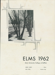 Page 5, 1962 Edition, Buffalo State College - Elms Yearbook (Buffalo, NY) online yearbook collection