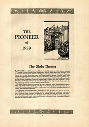 Page 14, 1929 Edition, Potsdam State Teachers College - Pioneer Yearbook (Potsdam, NY) online yearbook collection