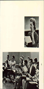 Page 11, 1962 Edition, Potsdam State Teachers College - Pioneer Yearbook (Potsdam, NY) online yearbook collection