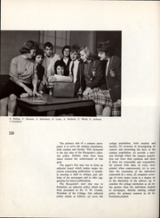 Page 108, 1963 Edition, Potsdam State Teachers College - Pioneer Yearbook (Potsdam, NY) online yearbook collection