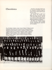 Page 116, 1963 Edition, Potsdam State Teachers College - Pioneer Yearbook (Potsdam, NY) online yearbook collection