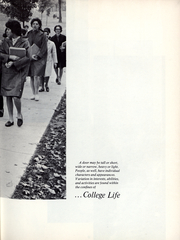Page 11, 1964 Edition, Potsdam State Teachers College - Pioneer Yearbook (Potsdam, NY) online yearbook collection