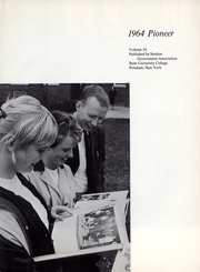 Page 5, 1964 Edition, Potsdam State Teachers College - Pioneer Yearbook (Potsdam, NY) online yearbook collection