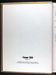 Page 6, 1969 Edition, Potsdam State Teachers College - Pioneer Yearbook (Potsdam, NY) online yearbook collection