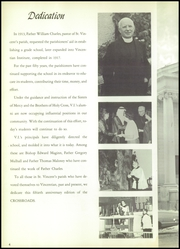 Page 8, 1917 Edition, Vincentian Institute - Crossroads Yearbook (Albany, NY) online yearbook collection