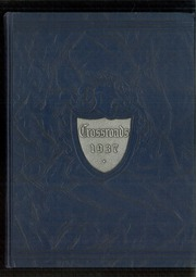 1937 Edition, Vincentian Institute - Crossroads Yearbook (Albany, NY)
