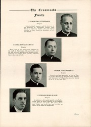 Page 15, 1937 Edition, Vincentian Institute - Crossroads Yearbook (Albany, NY) online yearbook collection
