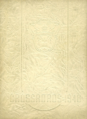 Page 1, 1948 Edition, Vincentian Institute - Crossroads Yearbook (Albany, NY) online yearbook collection