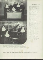 Page 13, 1948 Edition, Vincentian Institute - Crossroads Yearbook (Albany, NY) online yearbook collection
