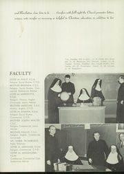 Page 14, 1948 Edition, Vincentian Institute - Crossroads Yearbook (Albany, NY) online yearbook collection
