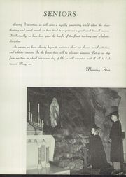 Page 17, 1948 Edition, Vincentian Institute - Crossroads Yearbook (Albany, NY) online yearbook collection