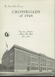 Page 5, 1948 Edition, Vincentian Institute - Crossroads Yearbook (Albany, NY) online yearbook collection