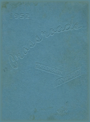 Page 1, 1952 Edition, Vincentian Institute - Crossroads Yearbook (Albany, NY) online yearbook collection