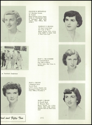 Page 15, 1952 Edition, Vincentian Institute - Crossroads Yearbook (Albany, NY) online yearbook collection