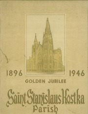 Page 1, 1946 Edition, Saint Stanislaus Kostka Parish - Golden Jubilee Yearbook (Brooklyn, NY) online yearbook collection