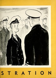 Page 15, 1942 Edition, US Naval Reserve Midshipmens School - Side Boy Yearbook (New York, NY) online yearbook collection