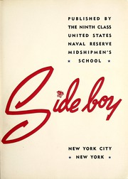 Page 7, 1942 Edition, US Naval Reserve Midshipmens School - Side Boy Yearbook (New York, NY) online yearbook collection