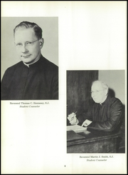 Page 12, 1959 Edition, Fordham Preparatory School - Ramkin Yearbook (Bronx, NY) online yearbook collection