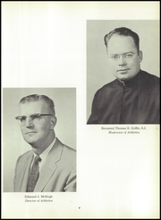 Page 13, 1959 Edition, Fordham Preparatory School - Ramkin Yearbook (Bronx, NY) online yearbook collection