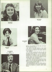 Page 17, 1977 Edition, Allen Stevenson School - Unicorn Yearbook (New York, NY) online yearbook collection