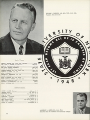 Page 14, 1956 Edition, Farmingdale State College - Islander Yearbook (Farmingdale, NY) online yearbook collection