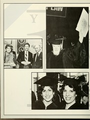 Page 12, 1987 Edition, Benjamin N Cardozo School of Law - Res Nova Yearbook (New York, NY) online yearbook collection