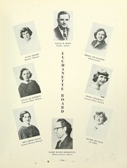 Page 11, 1951 Edition, Yeshiva University High School For Girls - Elchanette Yearbook (Brooklyn, NY) online yearbook collection