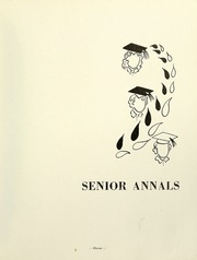 Page 13, 1951 Edition, Yeshiva University High School For Girls - Elchanette Yearbook (Brooklyn, NY) online yearbook collection
