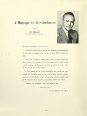 Page 4, 1951 Edition, Yeshiva University High School For Girls - Elchanette Yearbook (Brooklyn, NY) online yearbook collection