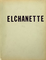 Page 1, 1952 Edition, Yeshiva University High School For Girls - Elchanette Yearbook (Brooklyn, NY) online yearbook collection